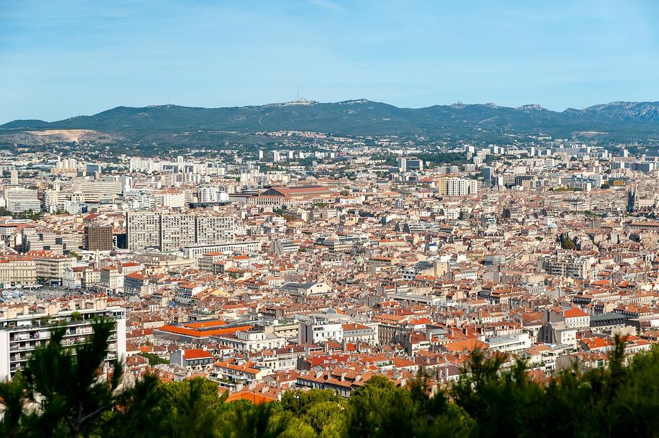 Marseille ville connectée